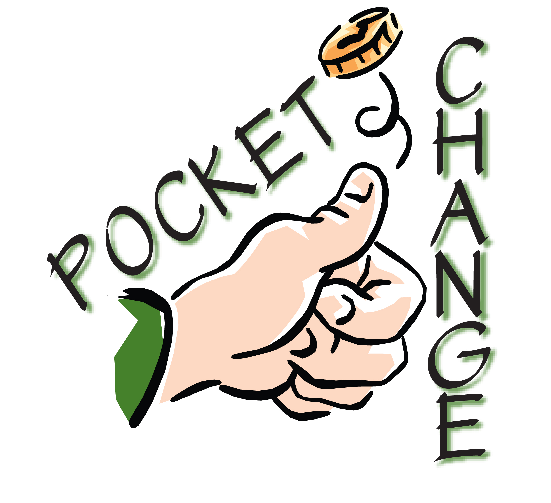 pocket change logo